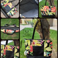 The Hapai Tote by Sew Da Kine